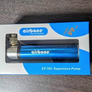 【定番の超軽量ポンプ】エアボーン airbone