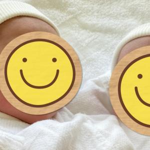 ついに双子が産まれました!