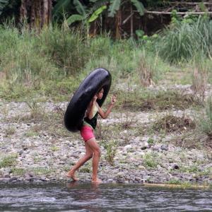 フィリピン紀行 少女の冒険