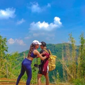フィリピン紀行 ハイキング
