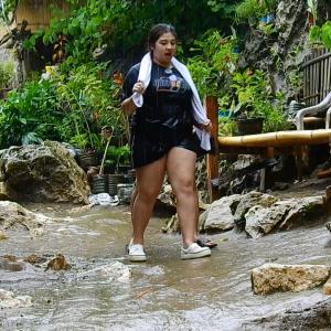 フィリピン便り 雨季真っ最中