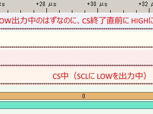 記事更新 - 「I2C学習 - 4-4-6」