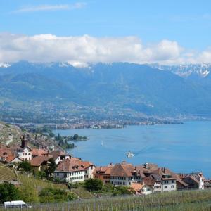 スイスの最も小さな村で見つけた-Theスイス