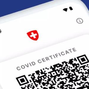 EUがスイスのCovid証明書を承認!