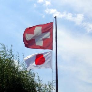 東京から温かい風が吹く!- スイスのニュース