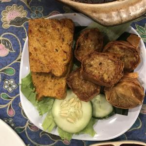 【シンガポール】プラナカン料理とチャンギビレッジの紹介
