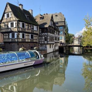 【観光情報】フランス国境沿いの街、ストラスブールとスフレンハイム