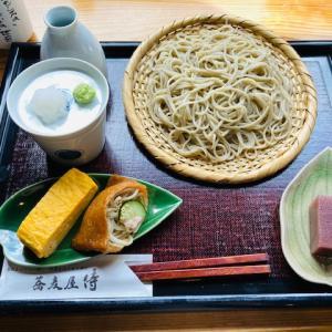 そば好き必見!長野県平谷村の人気店【蕎麦屋侍】で絶品のお蕎麦を食べてきました!