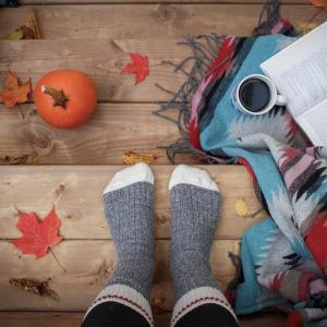 ゆったり休日。秋の味覚と珈琲と。