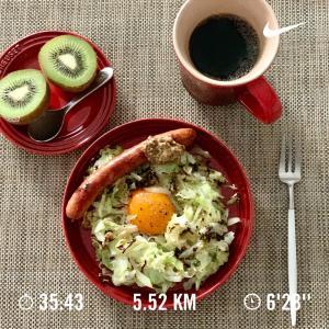 走りたくないと感じる朝