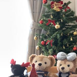 ランオフDAY:クリスマスツリーを飾りました
