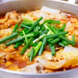 9月10日 キムチ鍋のスープについて