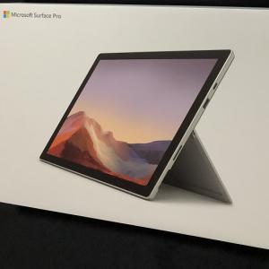 マイクロソフト Surface Pro 7を買う