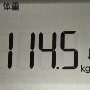 体重の数字で気分も上がったり下がったり