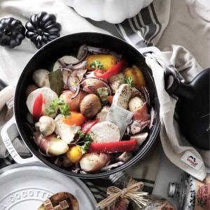 『ストウブ鍋』でアルザス家庭料理ベッコフを作ろう!