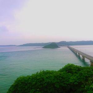 山口県 角島旅行