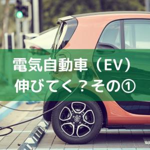 【電気自動車】ガソリン車を駆逐し今後も伸びるのか?その①