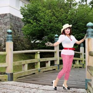 【留美子讃歌 21】手袋コーデ 留美子式ファッションの装飾アイテム