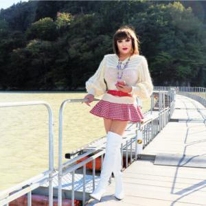 【留美子讃歌 27】留美子さんファンには垂涎の的のビューティフルショット集