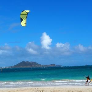 週末の朝はハワイを感じて