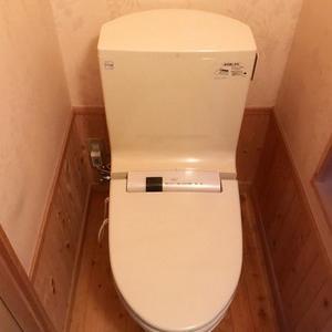 【呉市清水】トイレ一式交換