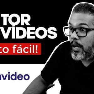 INVIDEO – EDITOR DE VÍDEOS ON LINE MAIS FÁCIL IMPOSSÍVEL