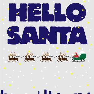 ハロー!サンタ