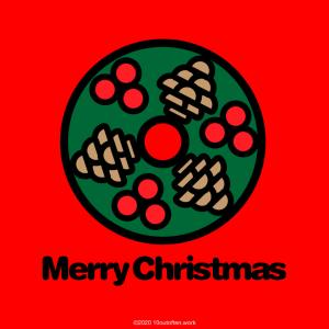 クリスマスオーナメント クリスマスリース