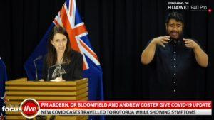 ニュージーランド再びロックダウンに