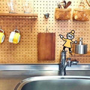 大は小をかねない⁈台所にはミニサイズが便利!