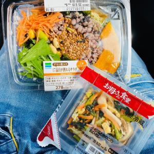 残してしまったファミマの「お母さん食堂」の理由〜長期実験‼︎食記録2020.9.18昼&夕食