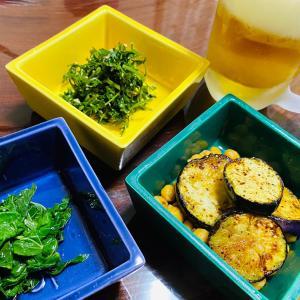 煮るだけ炒めるだけでも手づくりが一番だね〜長期実験‼︎食記録2020.9.20昼&夕食