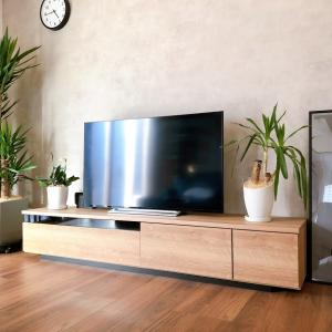 LOWYA【ロウヤ】テレビ台レビュー!50インチのテレビに合うテレビ台サイズとは?