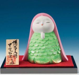 博多人形を見たことありますか?