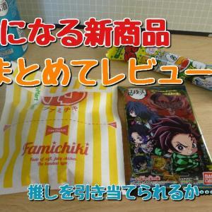 【新商品!】コンビニでいろんな新商品を買ってみた!令和2年7月編