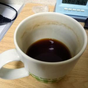 【日記】朝風呂と冷えたコーヒーと