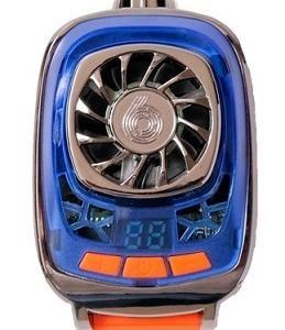 温度調節機能付きモバイルペルチェクーラー(DN-916044)