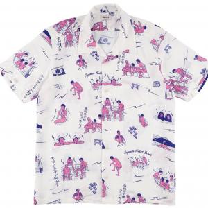 eanbe「イアンべ」なるアロハシャツブランドがどんぴしゃだった話