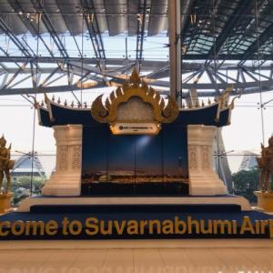 スワンナプーム国際空港からドンムアン国際空港へ無料で移動する方法