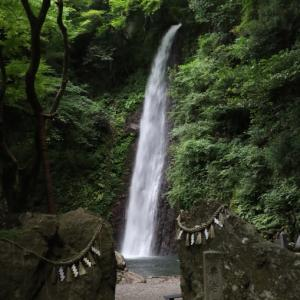 NDフィルターを購入し水の流れを撮りたくて養老の滝へ