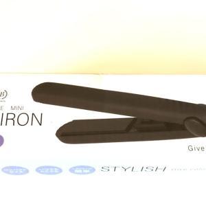 品切れ続出!キャンドゥのヘアアイロンが500円なのにクオリティ高く優秀!