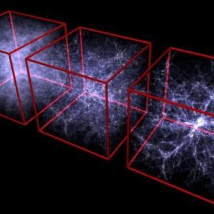 宇宙は「加速膨張」している