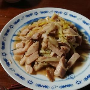 煮豚 完食です!