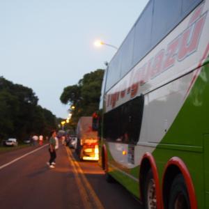 私史上、最長のバス移動時間は・・