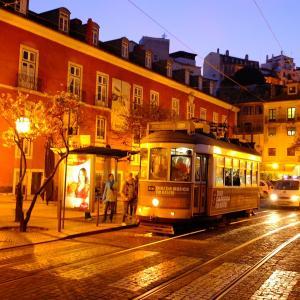 ポルトガルの首都リスボンへ