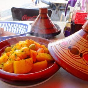 モロッコの食事事情は長旅に最高!