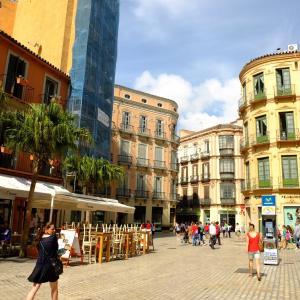 気分を上げてくれる南スペイン