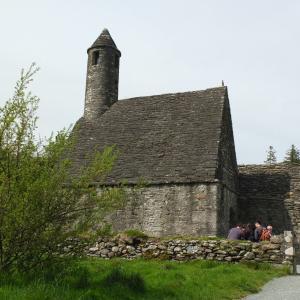 「昔」が残るアイルランドの田舎町