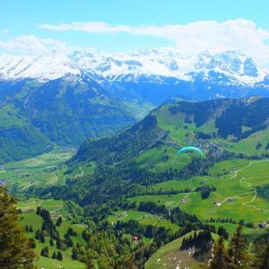 五感でスイスを感じられた1日