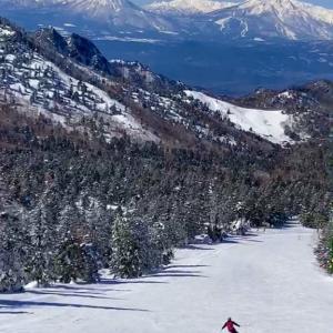 志賀高原スキーの旅